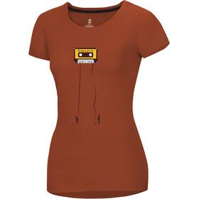 Ocun Classic T-shirt Damer, orange